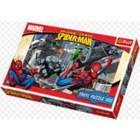 Vardem Trefl 100 Parça Spiderman Puzzle