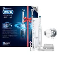 Oral-B Genius Pro 8900 Şarj Edilebilir Diş Fırçası 2'li Avantaj Paketi