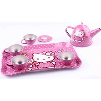 Hello Kitty Hello Kitty Metal Çay Seti