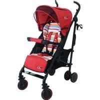 Papetto San Diego Baston Bebek Arabası / Kırmızı
