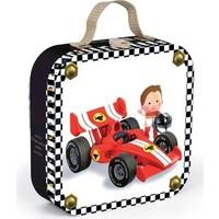 Janod Puzzles - Gabın's Formula 1 Car