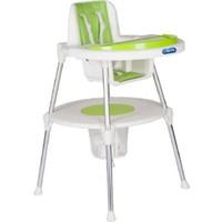 Casual Activa Mama Sandalyesi & Oyun Masası / Yeşil