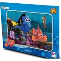 Disney Nemo - Frame Puzzle (Yapboz) 24 Parça