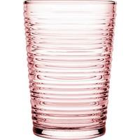 Paşabahçe 3'Lü Granada Pembe Su Bardağı