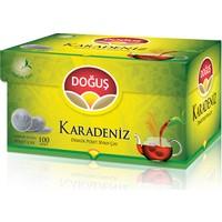 Doğuş Karadeniz Demlik Poşet Çay Bergamot Aromalı 100x3,2 Gr