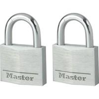 Master Lock Katı Alüminyum Asma Kilit 2X30 mm 9130EURT