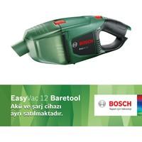 Bosch EasyVac 12 Baretool (Akü ve Şarj Cihazı Dahil Değil) Akülü El Süpürgesi