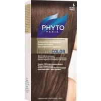 Phyto Color 6 Dark Blond - Koyu Sarı Saç Boyası