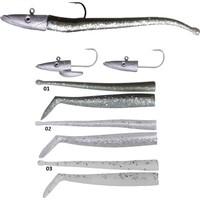 Savage Gear Mını Sandeel Value Kit 10Pcs Sahte Balık Sandeel