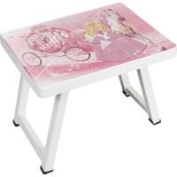 Modelüks Katlanır Çocuk Masası - Prenses Model