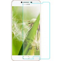 Case 4U Samsung Galaxy C5 Cam Ekran Koruyucu