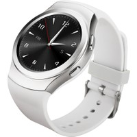 Case 4U G3 Bluetooth Akıllı Saat Beyaz (iOS & Android)