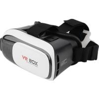 Case 4u 3D VR Virtual Reality Sanal Gerçeklik Gözlüğü