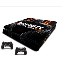 StickerMarket PS4 Slim Blackops 3 Sticker Seti