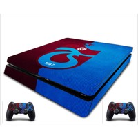 StickerMarket PS4 Slim Trabzonspor Sticker Seti