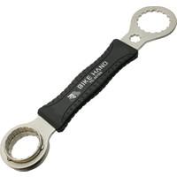 Bike Hand YC-307BB Orta Göbek Anahtarı HollowTech Siyah