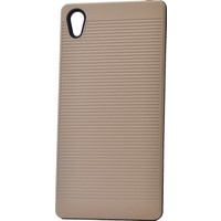 Case 4U Sony Xperia Z5 You Koruyucu Kapak Altın