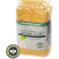 Beyorganik Gıda Organik Tel Şehriye 500 Gr