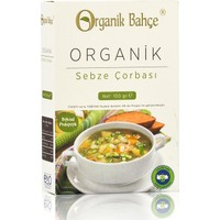 Organik Bahçe Organik Sebze Çorbası 100 Gr