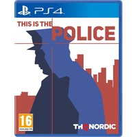 This Is the Police Ps4 Oyun