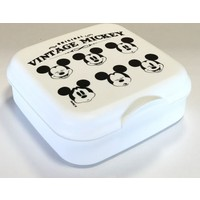 Herevin Mickey Mouse Beyaz Sandviç Kutusu