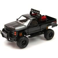 Motor Max 1:24 Die-Cast Arazi Aracı Kamyonet (Siyah)