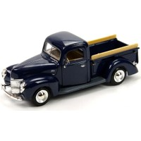 Motor Max 1:24 1940 Ford Pickup Lacivert Model Araba