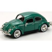 Motor Max 1:24 -1966 Volswagen Beetle (Yeşil)