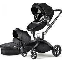 Yoyko Hotmom Bebek Arabası 2 in 1 Siyah