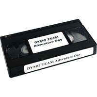 Dymo Video Üst-Yan Etiket 150+150 99016