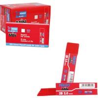 Mikro Min Kırmızı 2.0Mm 2B 90Mm M-928