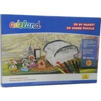 Adeland Maketi Ev 3D Yeni