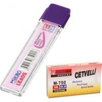 Mikro Min Cetvelli 0,5Mm 2B 75Mm M-750