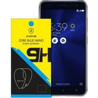 Zore Asus Zenfone 3 Laser Zc551Kl Nano 330 Derece Bükülen 9H Ekran Koruyucusu