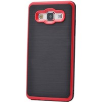 Case 4U Samsung Galaxy On7 Infinity Koruyucu Kapak Kırmızı