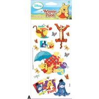 Artikel Winnie Puffy Sticker DS-089