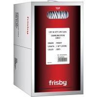 Frisby CAT-5E UTP 24AWG 305 MT Network Kablosu (FR-CAT5E09)