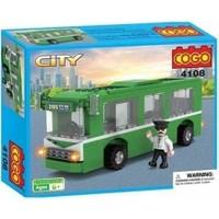 Cogo Lego City Şehir Otobüsü 229 Parça