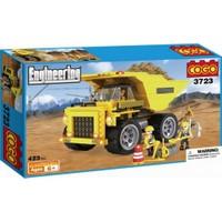 Cogo Lego İnşaat Seti İnşaat Kamyonu 423 Parça