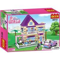 Cogo Lego Prensesin Seti Prensesin Çiftlik Evi 892 Parça