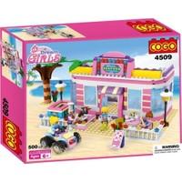 Cogo Lego Prensesin Seti Prensesin Deniz Restorantı 500 Parça