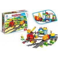 Qunlong Lego Özel Tren Seti