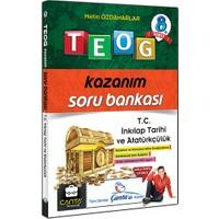 Çanta Yayınları Kazanım Soru Bankası 8. Sınıf T.C. İnkılap Tarihi ve Atatürkçülük