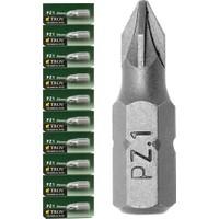 Troy 22253-10 Bits Uç (10Xpz1x25mm)