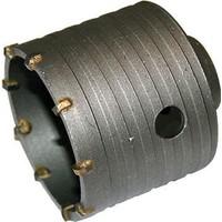Troy 27468 Tungsten Karpit Beton Panç (Ø 80Mm) - Adaptörü Ayrı Satılır