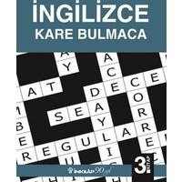 İngilizce Kare Bulmaca 3.Kitap