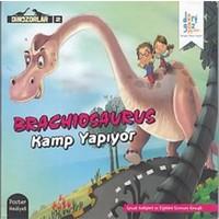 Dinozorlar 2 :Brachiosaurus Kamp Yapıyor (Poster Hediyeli)