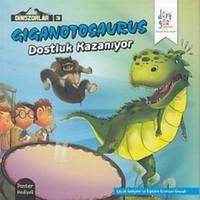 Dinozorlar 3 : Giganotosaurus Dostluk Kzanıyor (Poster Hediyeli)