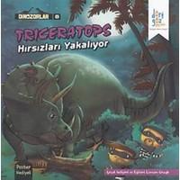 Dinozorlar 8 : Triceratops Hırsızları Yakalıyor (Poster Hediyeli)