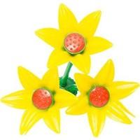 Arsevi Çiçek Şeklinde Bahçe Sulama Fıskiyesi 3 Başlı